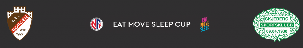 Sporten Cup = Eat Move Sleep 2021